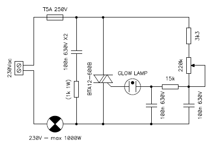 Neon Sign Transformer Wiring Diagram